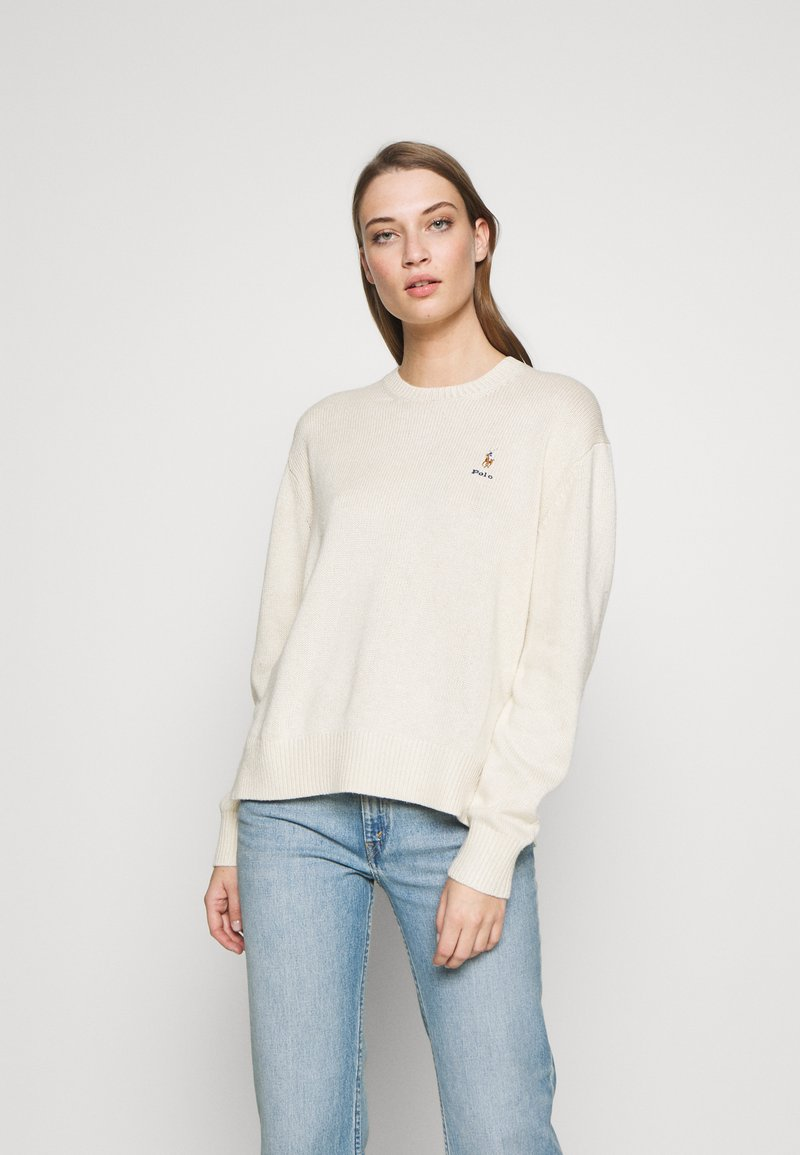 Polo Ralph Lauren - Svetr - cream