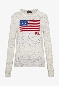 Polo Ralph Lauren - FLAG LONG SLEEVE - Maglione - multi - 3
