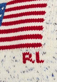 Polo Ralph Lauren - FLAG LONG SLEEVE - Maglione - multi - 5