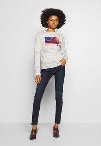 Polo Ralph Lauren - FLAG LONG SLEEVE - Maglione - multi - 1