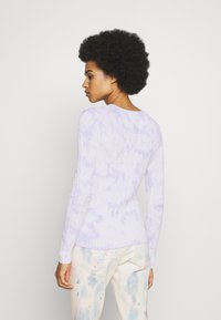 Polo Ralph Lauren - LONG SLEEVE - Sweter - pastel paintsplat - 2