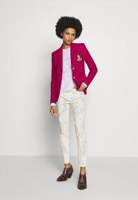 Polo Ralph Lauren - LONG SLEEVE - Sweter - pastel paintsplat - 1