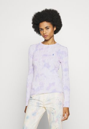 LONG SLEEVE - Maglione - pastel paintsplat