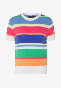 Polo Ralph Lauren - CLASSIC SHORT SLEEVE - T-shirt imprimé - multi - 5