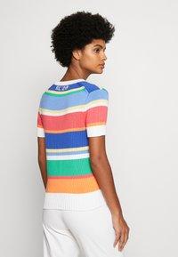 Polo Ralph Lauren - CLASSIC SHORT SLEEVE - T-shirt imprimé - multi - 2