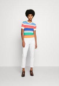 Polo Ralph Lauren - CLASSIC SHORT SLEEVE - T-shirt imprimé - multi - 1