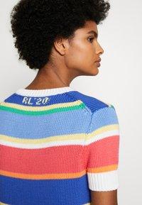 Polo Ralph Lauren - CLASSIC SHORT SLEEVE - T-shirt imprimé - multi - 4