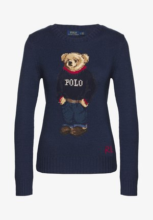 Maglione - spring navy