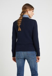Polo Ralph Lauren - LONG SLEEVE - Maglione - hunter navy - 2