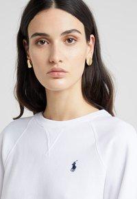 Polo Ralph Lauren - SEASONAL - Mikina - white - 4