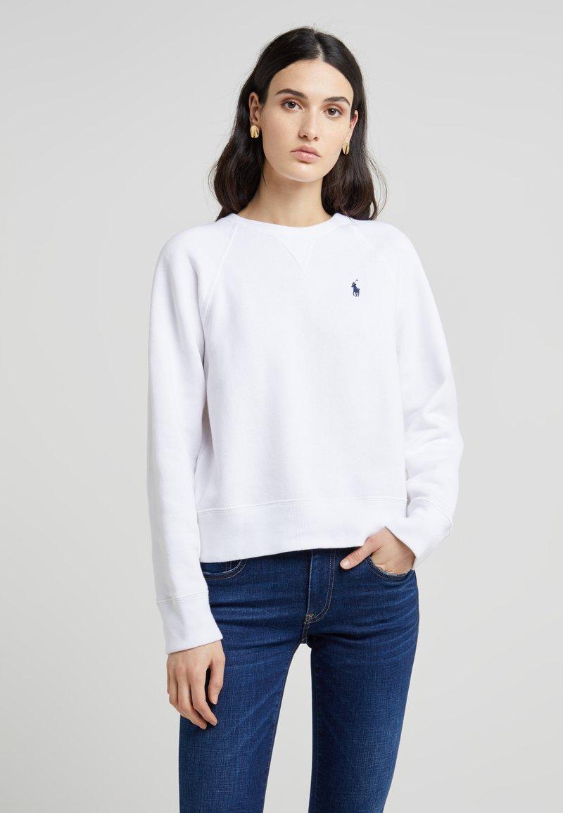 Polo Ralph Lauren - SEASONAL - Mikina - white