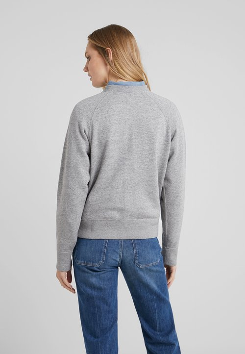 gorąca wyprzedaż w 2019 roku Polo Ralph Lauren SEASONAL - Bluza - dark grey Odzież Damska WQFX-XX3