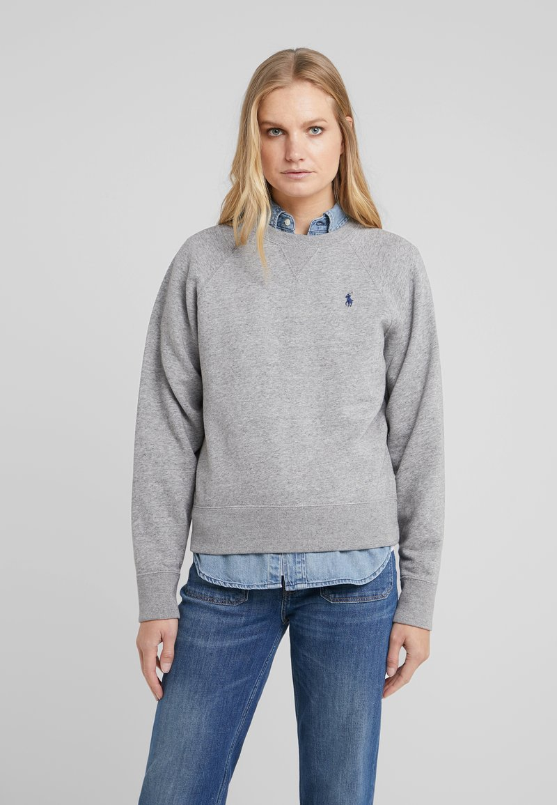 Polo Ralph Lauren - SEASONAL - Felpa - dark grey