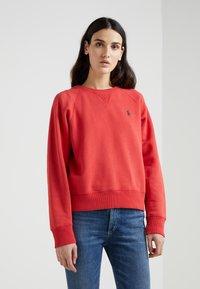 Polo Ralph Lauren - SEASONAL - Mikina - evening post red - 0