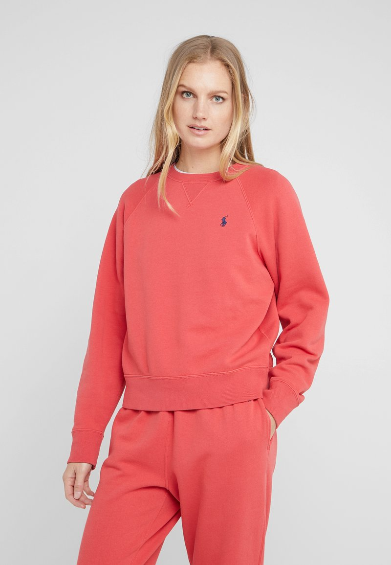 Polo Ralph Lauren - SEASONAL - Sweatshirt - spring red