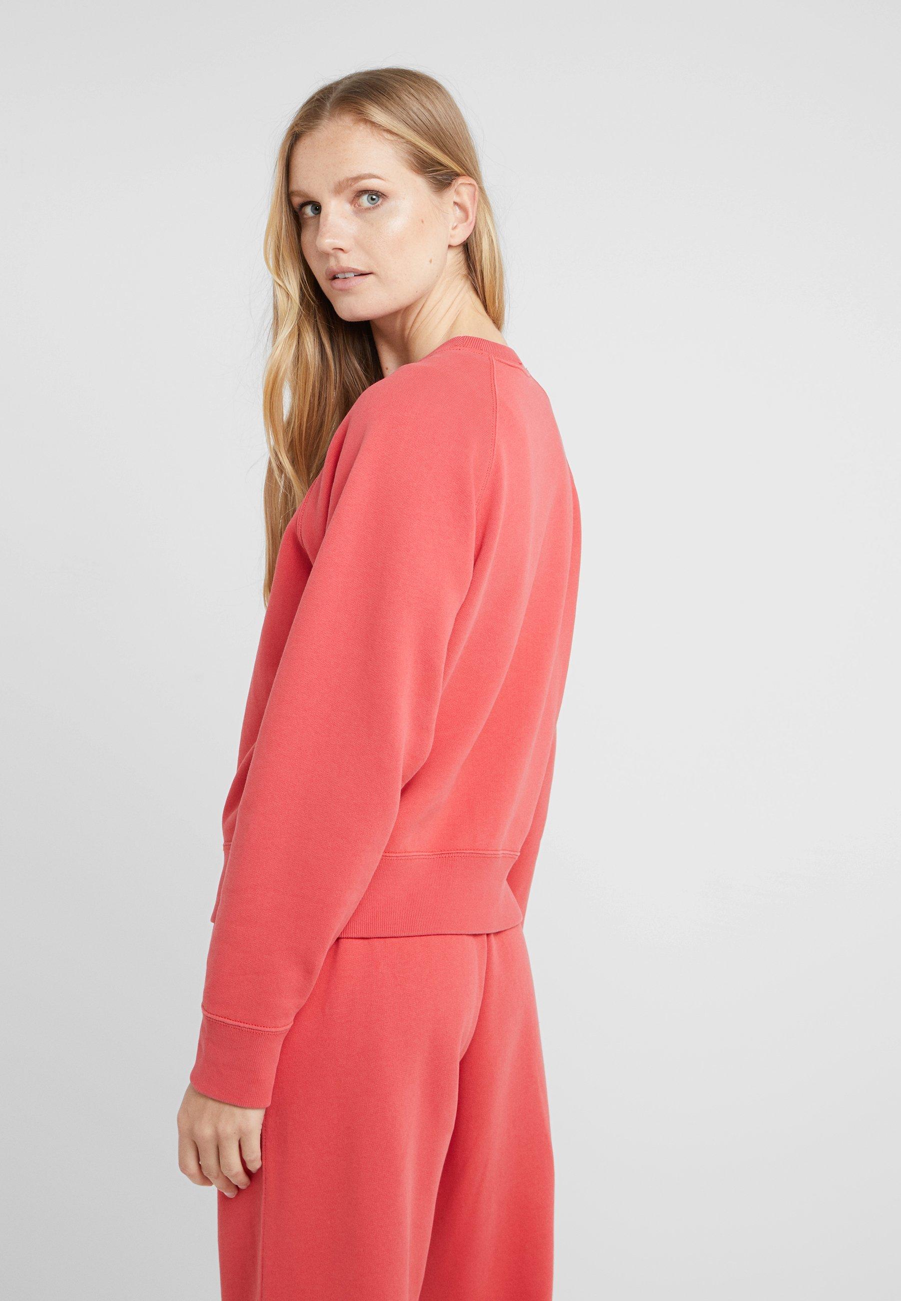 SeasonalSweatshirt Lauren Ralph Polo Spring Red 7g6bfyvIY