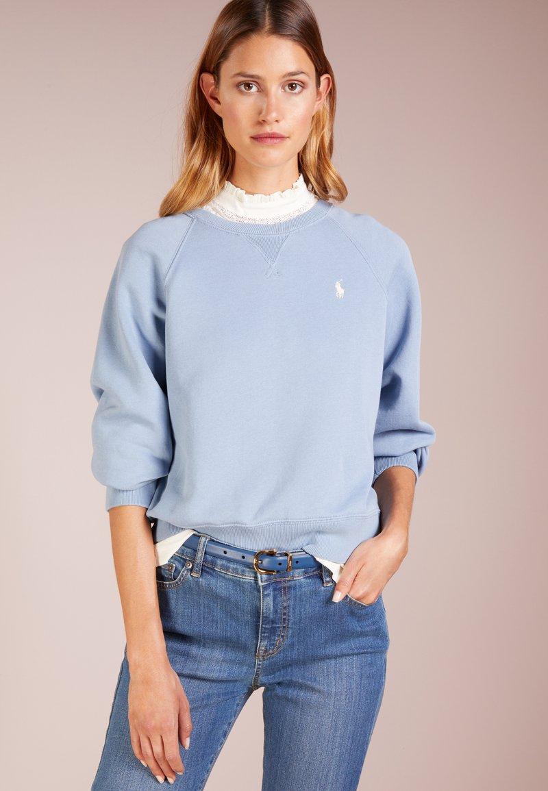 Polo Ralph Lauren - SEASONAL - Sweatshirts - channel blue