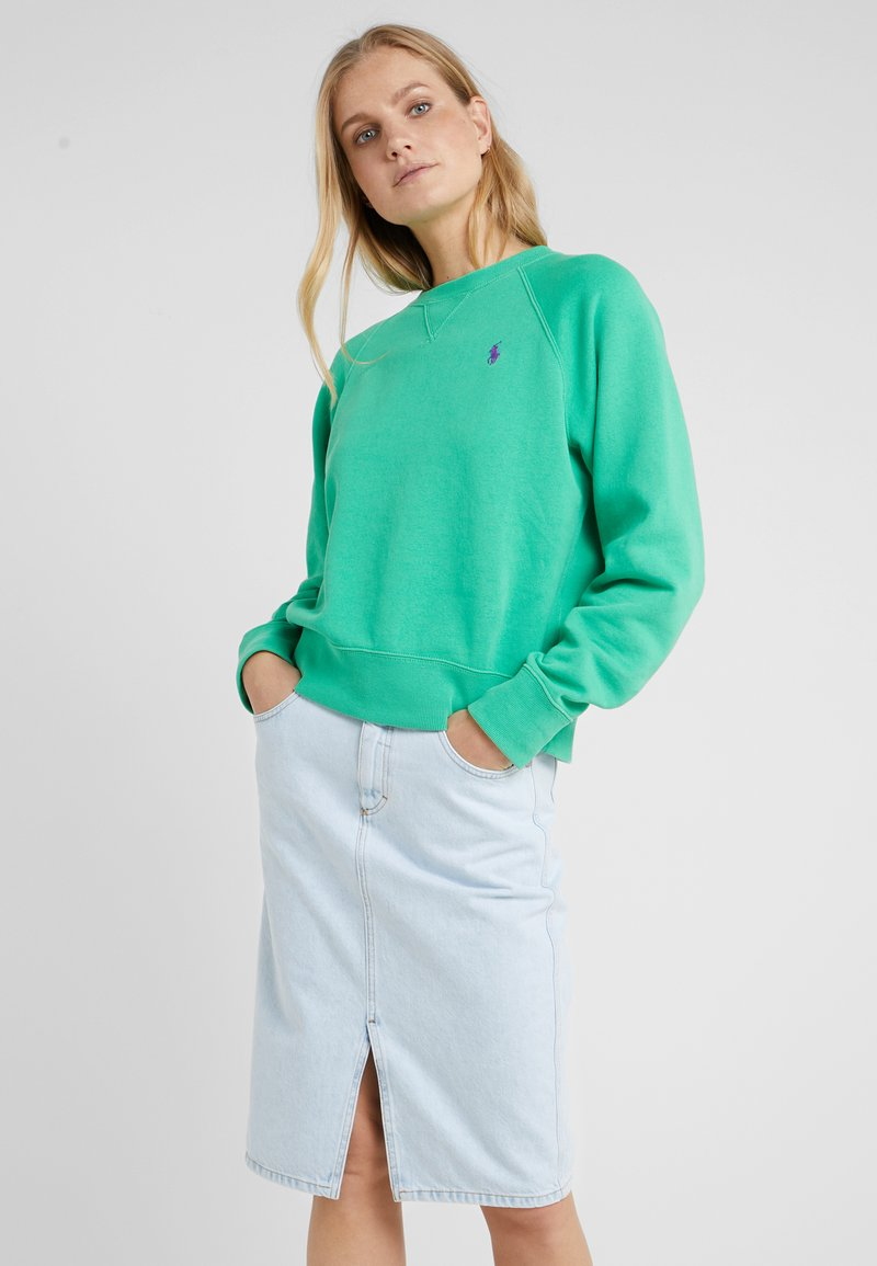 Polo Ralph Lauren - SEASONAL - Sweatshirt - vineyard green