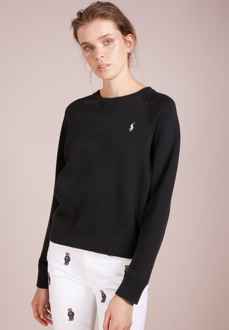 Polo Ralph Lauren - SEASONAL - Felpa - black