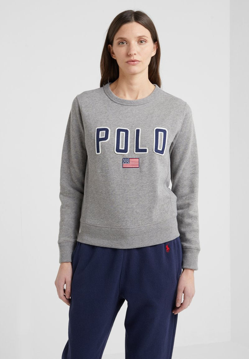 Polo Ralph Lauren - Sweatshirt - battalion heather