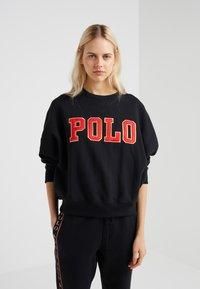 Polo Ralph Lauren - SEASONAL - Mikina - black - 0
