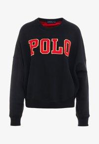 Polo Ralph Lauren - SEASONAL - Mikina - black - 3