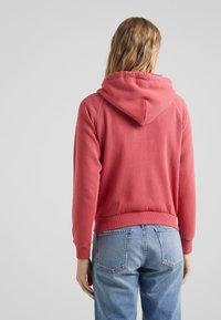 Polo Ralph Lauren - SEASONAL - Mikina skapucí - nantucket red - 2
