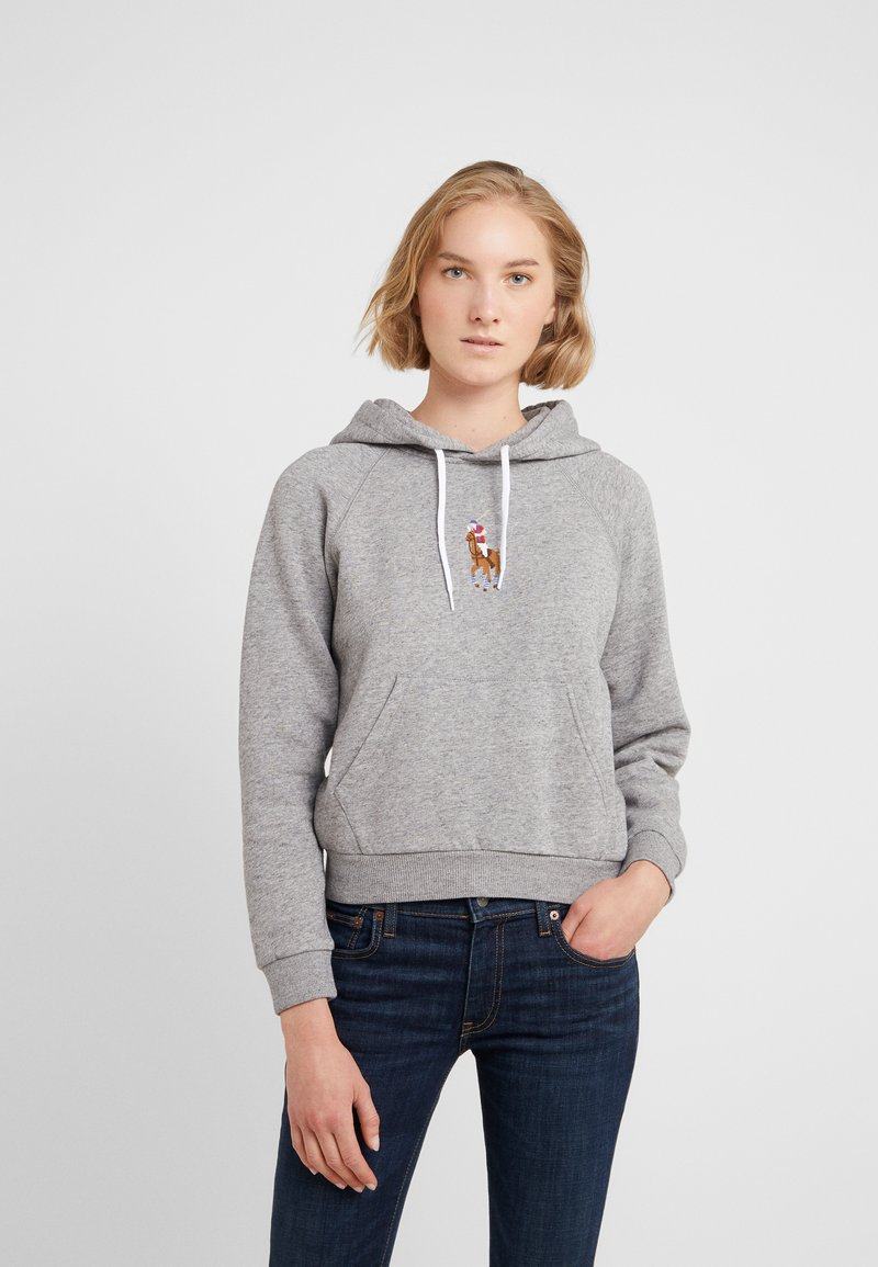 Polo Ralph Lauren - SEASONAL  - Sweatshirt - dark vintage heat