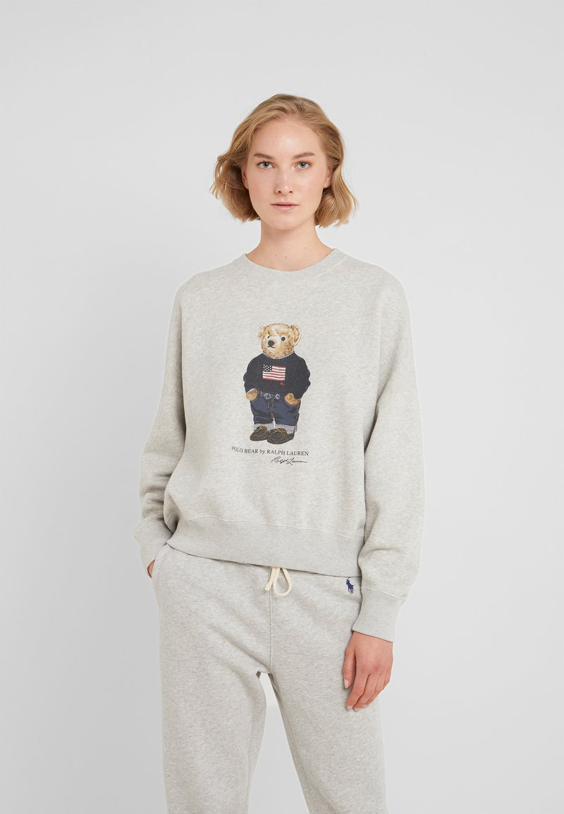 Polo Ralph Lauren - SEASONAL - Sweatshirt - light sport heather