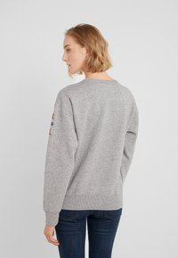 Polo Ralph Lauren - SEASONAL - Sweater - dark vintage heat - 2