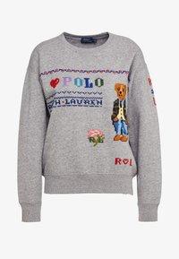 Polo Ralph Lauren - SEASONAL - Sweater - dark vintage heat - 3