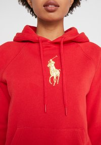 Polo Ralph Lauren - SEASONAL - Felpa con cappuccio -  red - 3