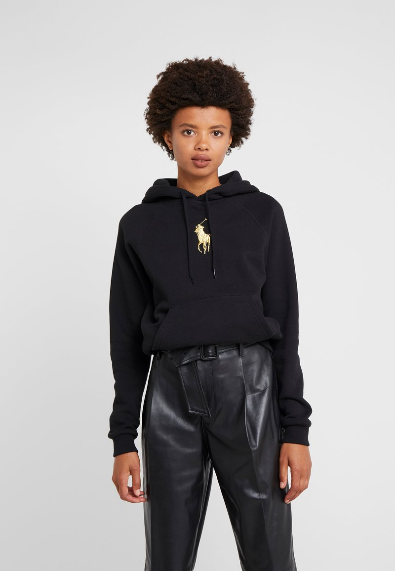 Polo Ralph Lauren - SEASONAL - Kapuzenpullover - black