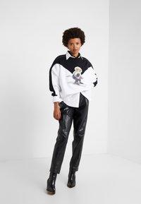 Polo Ralph Lauren - SEASONAL - Mikina - black/white - 1