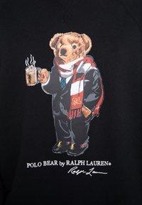 Polo Ralph Lauren - SEASONAL - Sweatshirt - black - 5