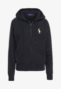 Polo Ralph Lauren - SEASONAL - Mikina na zip - black - 4