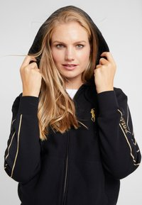 Polo Ralph Lauren - SEASONAL - Mikina na zip - black - 3