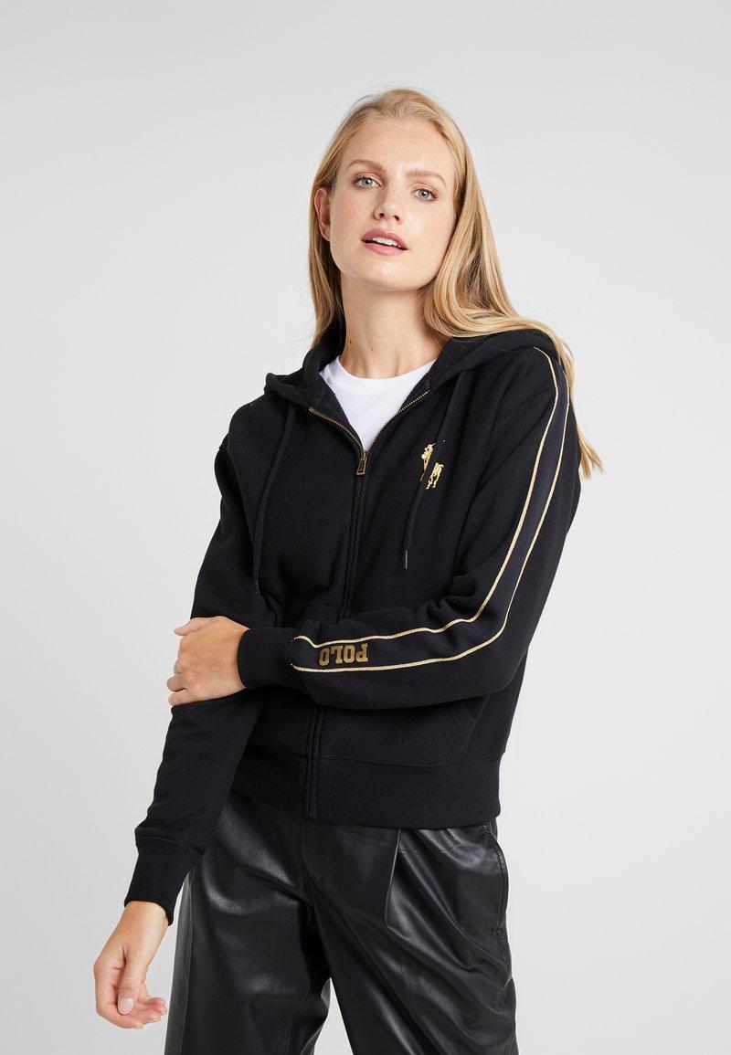 Polo Ralph Lauren - SEASONAL - Zip-up hoodie - black