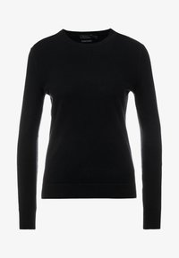 Polo Ralph Lauren - LONG SLEEVE SWEATER - Pullover - black - 4