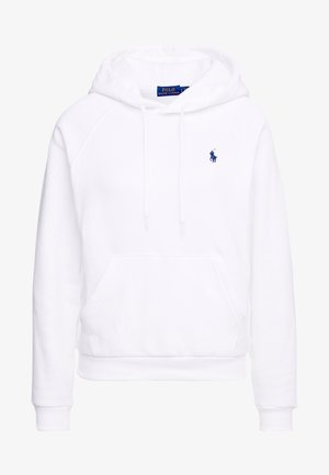 SEASONAL  - Sweat à capuche - white