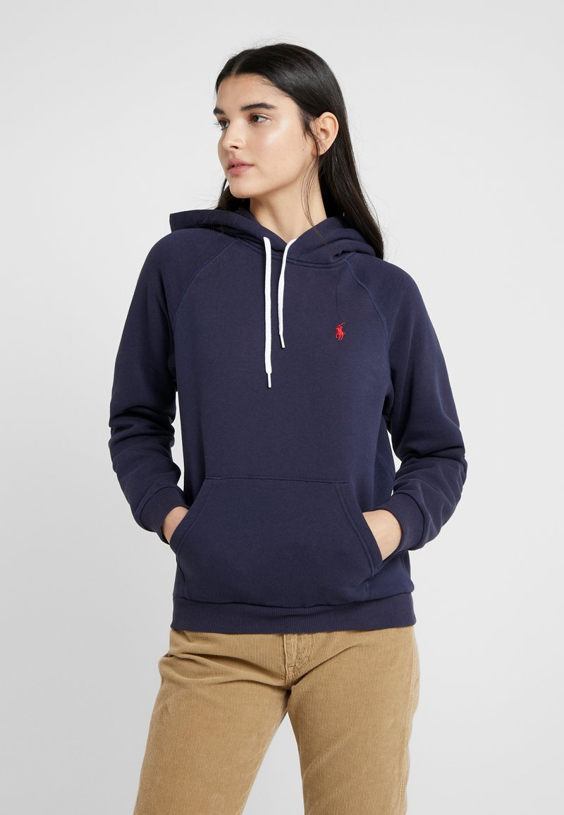 Polo Ralph Lauren - SEASONAL  - Mikina s kapucí - cruise navy
