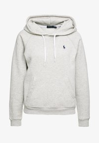 Polo Ralph Lauren - SEASONAL  - Mikina s kapucí - light sport heath