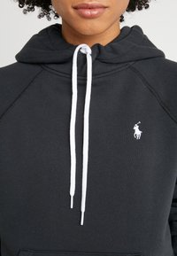 Polo Ralph Lauren - SEASONAL  - Mikina s kapucí - polo black - 5