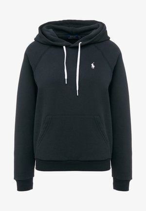 SEASONAL  - Hoodie - polo black