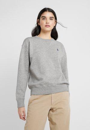 SEASONAL  - Sweatshirt - dark vintage heather