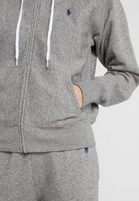 Polo Ralph Lauren - SEASONAL  - Felpa aperta - dark vintage heat - 5