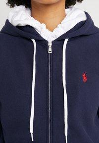 Polo Ralph Lauren - SEASONAL  - Zip-up hoodie - cruise navy - 5