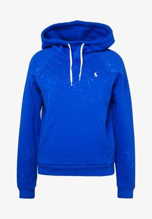 SEASONAL - Jersey con capucha - heritage blue