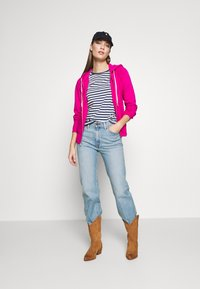 Polo Ralph Lauren - ZIP LONG SLEEVE - Zip-up hoodie - pink - 1