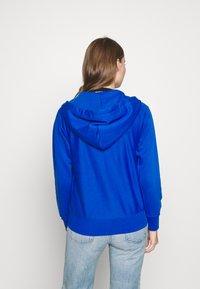 Polo Ralph Lauren - ZIP LONG SLEEVE - Zip-up hoodie - heritage blue - 2